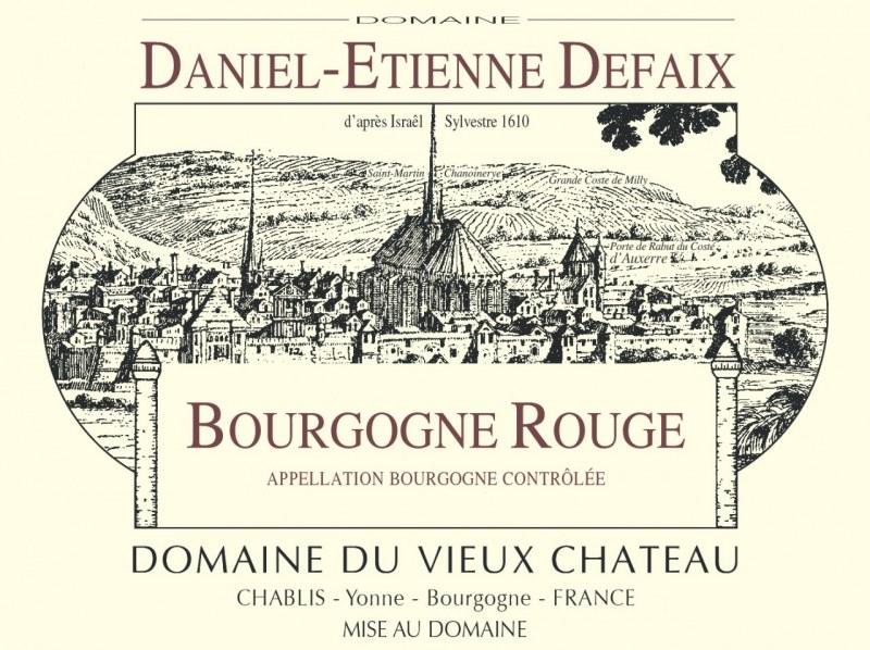 Bourgogne Rouge 2014 - Caisse 6 bouteilles