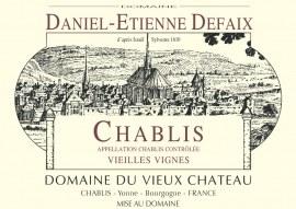 Chablis Vieilles Vignes 2013- Caisse de 12 demi-bouteilles