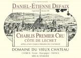 Chablis 1er Cru Côte de Léchet 2003 - Caisse de 12 demi-bouteilles