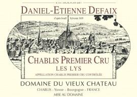 Chablis Premier Cru Les Lys 2003 - Caisse de 6 bouteilles