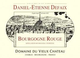 Bourgogne Rouge 2016 - Caisse 6 bouteilles