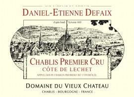 Chablis 1er Cru Côte de Léchet 2005 - Caisse de 6 bouteilles