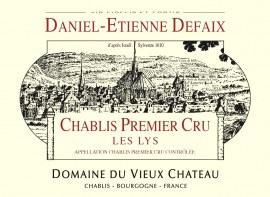 Chablis 1er Cru Les Lys 2003 - Caisse 12 demi-bouteilles